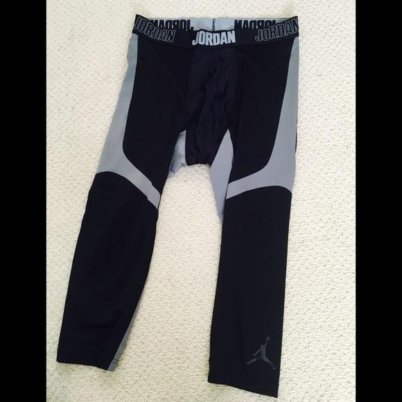 Jordan Pants Mens Compression 2xl Nwt Poshmark